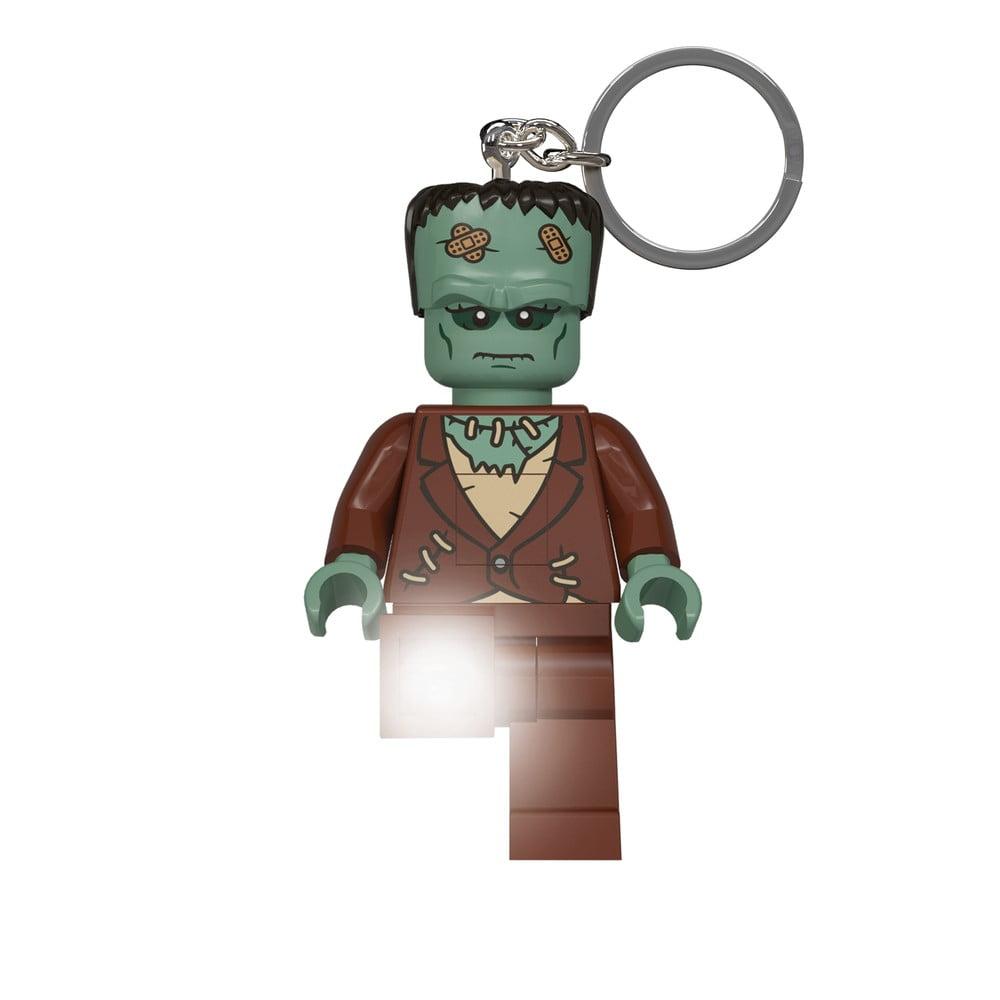 Svítící přívesek na klíče ve tvaru figurky LEGO® Classic Monstrum