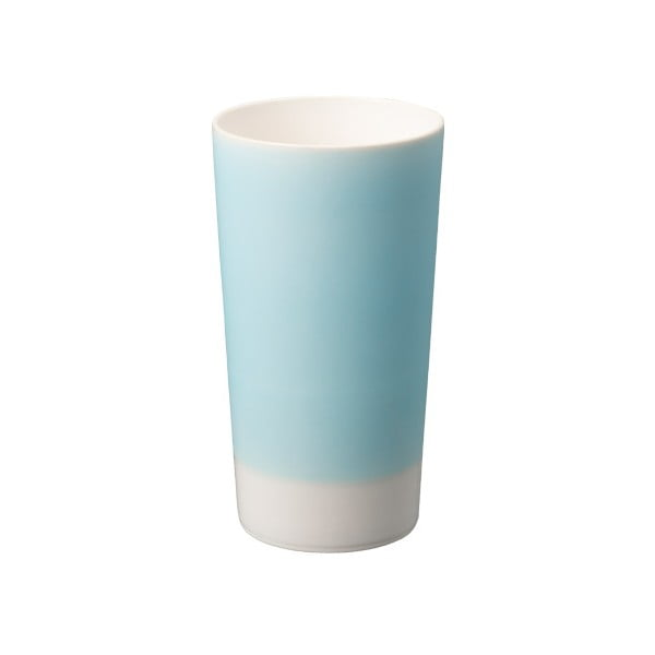 Fialová porcelánová sklenice na pivo Kinto Tumbler