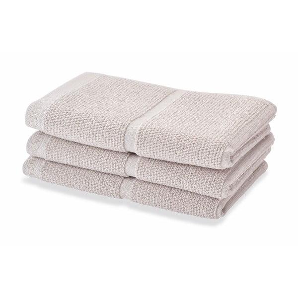 Pískový ručník Aquanova Adagio, 30x50cm