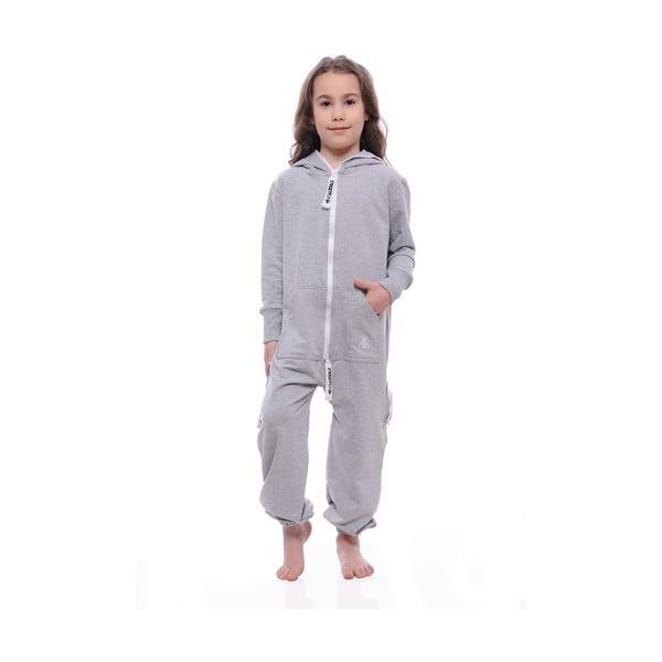 Dětský overal Summer Light Grey,  8-9 let