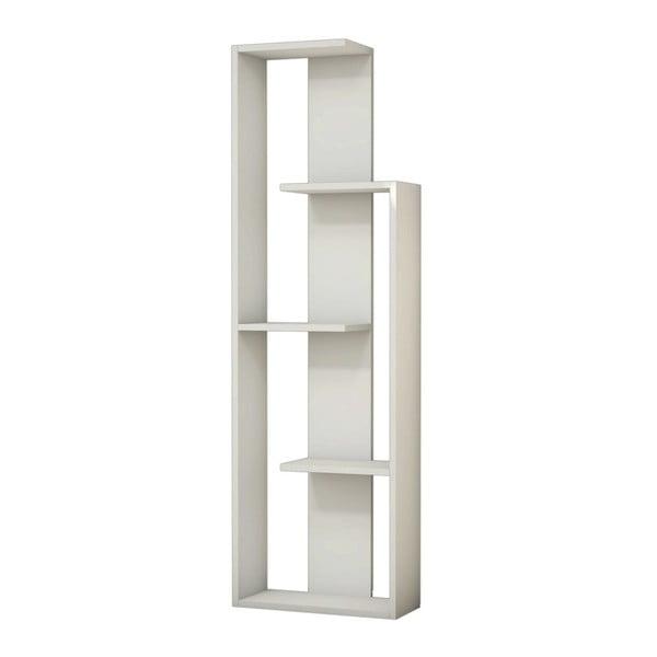 Bibliotecă Wand, alb