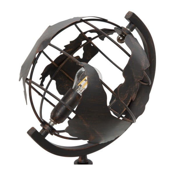 Veioză industrială Mauro Ferretti World, negru