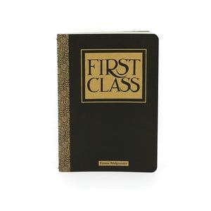 Zápisník Blueprint Collections First Class