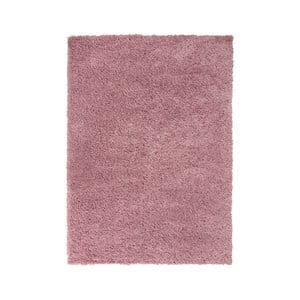 Růžový koberec Flair Rugs Sparks, 80 x 150 cm