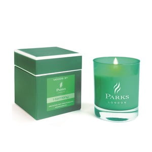 Lumânare Parks Candles London Moods Green, 50 de ore de ardere, aromă de citrice