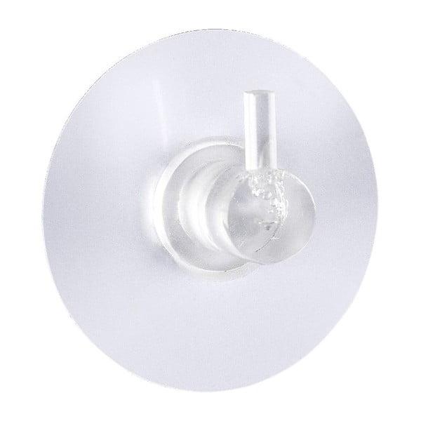 Sada 2 samodržících háčků Static-Loc White, až 8 kg