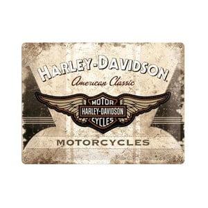 Cedule Harley, 30x40 cm