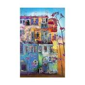 Obraz na plátně City, 70 x 45 cm