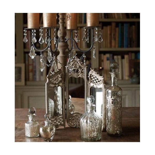 Skleněná lahev na parfém Parlane Perfume Antique, 18cm
