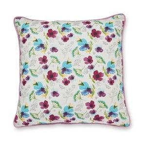 Polštář z bavlny Cooksmart ® Chatsworth Floral,60x60cm