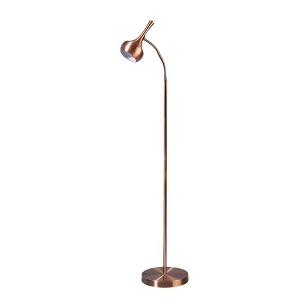 Měděná stojací lampa ETH Ajaccio Ross