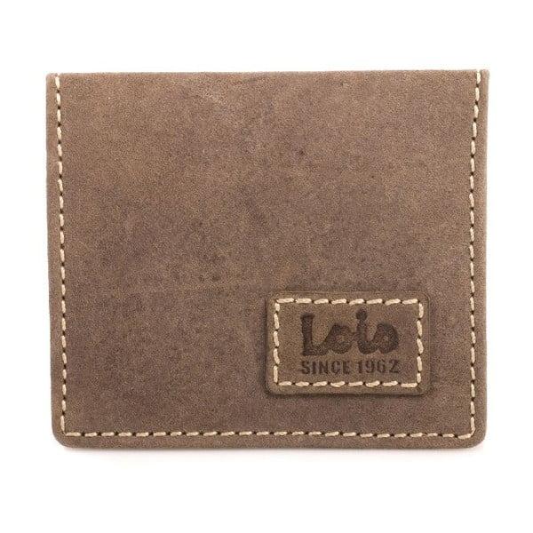 Kožená peněženka na drobné Lois Coin, 8x7 cm