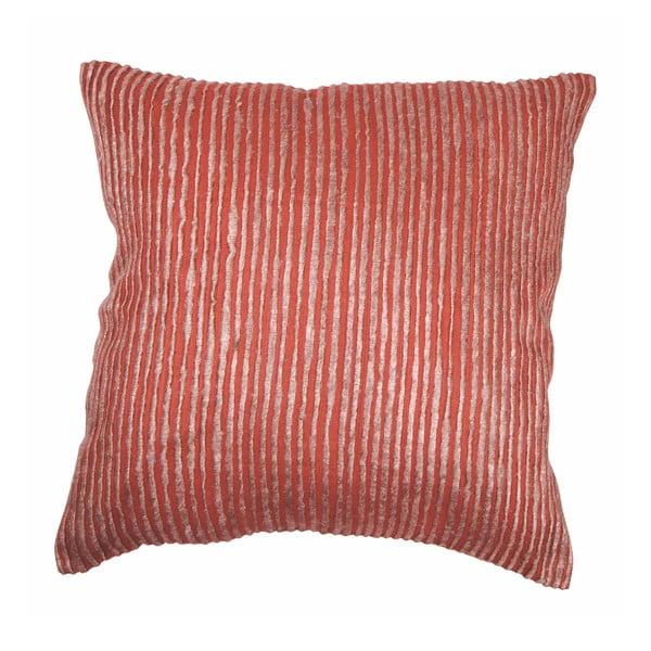 Rimboo Diesta piros párnahuzat, 45 x 45 cm - Tiseco Home Studio