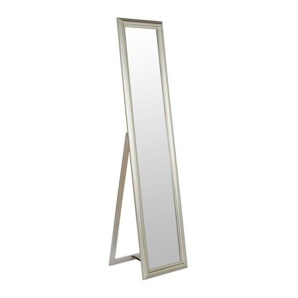 Stojací zrcadlo Sanzio Argento, 40x170 cm