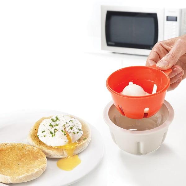 Tvořítko na ztracená vejce v mikrovlnce Joseph Joseph M-Cuisine