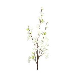 Floare artificială Ixia Cherry, alb