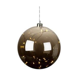 Světelná LED vánoční ozdoba Parlane Ball