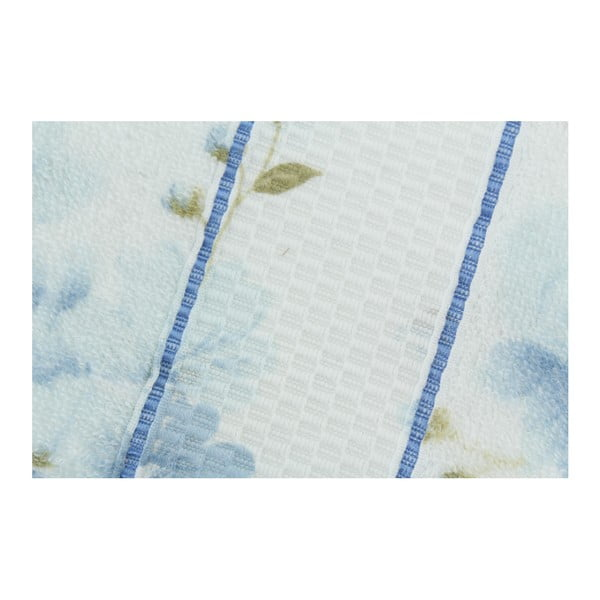 Sada 2 osušek Camene Blue, 50x90 cm