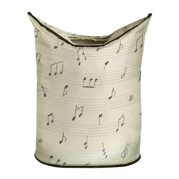 Koš na prádlo Musical Notes