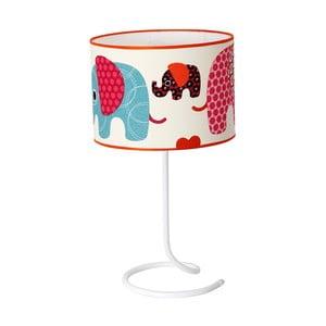 Dětská stolní lampa Glimte Elephant