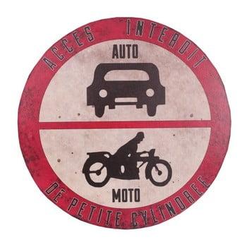 Placă Antic Line Industrial Auto-Moto Plaque