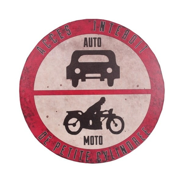 Placă Antic Line Industrial Auto-Moto Plaque