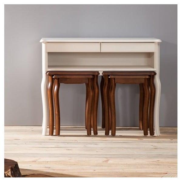 Stůl Violet se stoličkami