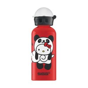 Lahev Hello Kitty Panda, 0,4 l, red
