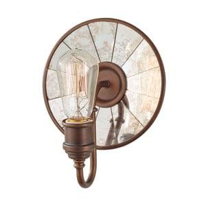 Nástěnné svítidlo v bronzové barvě Elstead Lighting Urban Renewal Uno Astral Bronze