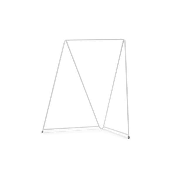 Bílá podnož ke stolu Master & Master Diamond, 70x70cm