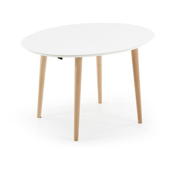 Oakland bővíthető étkezőasztal, hosszúság 120-200 cm - La Forma