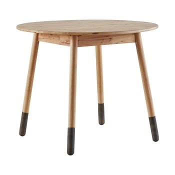 Masă rotundă DEEP Furniture Jack, ⌀ 80 cm