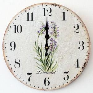 Vintage hodiny Levandel