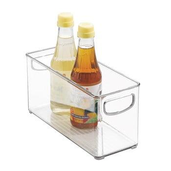 Organizator pentru bucătărie iDesign Clarity, 25 x 10 cm