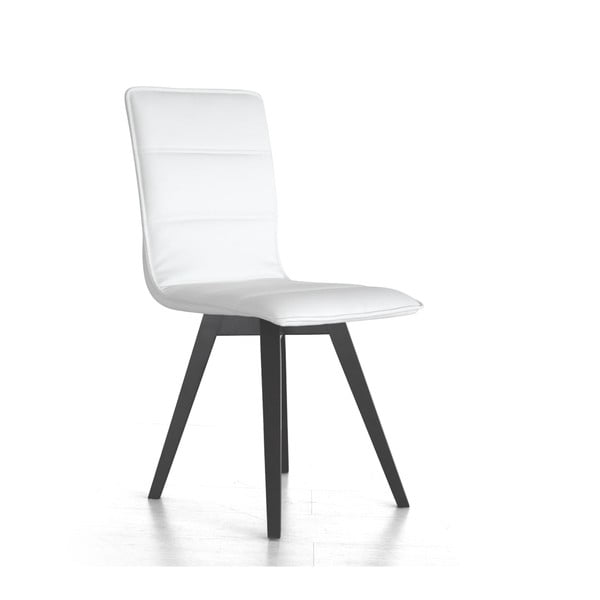 Jídelní židle Iris, bílá