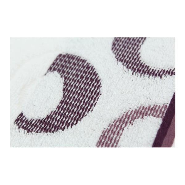 Sada 2 osušek Arion White Lilac, 50x90 cm