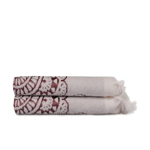 Sada 2 ručníků na ruce Lola