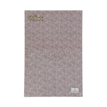 Tablă metalică pentru mesaje A Simple Mess Paule Pale Mauve, 40 x 60 cm de la A Simple Mess