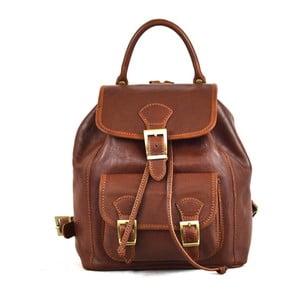 Kožený batůžek Santo Croce 8834 Brown