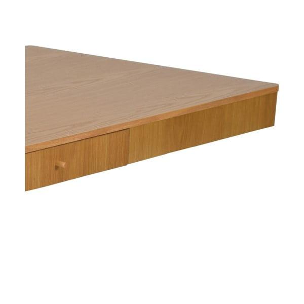 Konferenční stolek Niles 130x68 cm, dub