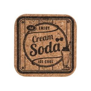 Sada 4 podtácků T&G Woodware Soda Cordial