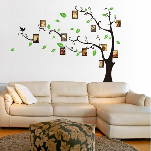 Autocolant Ambiance Tree Pictires Holder