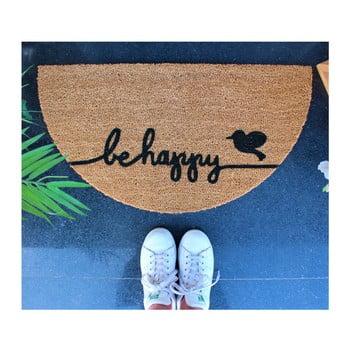 Preș Doormat Be Happy, 70 x 40 cm imagine