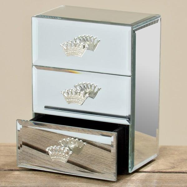 Šperkovnice Yves, 11x7 cm