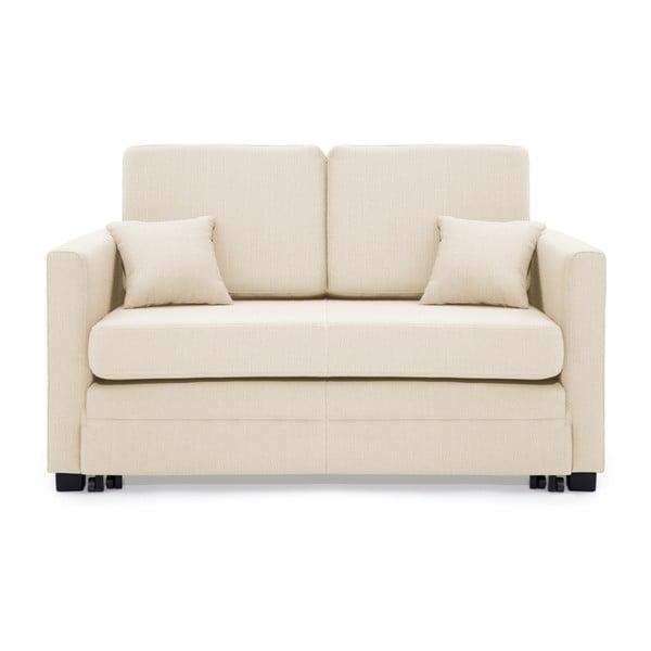 Canapea extensibilă, 2 locuri, Vivonita Brent, bej deschis