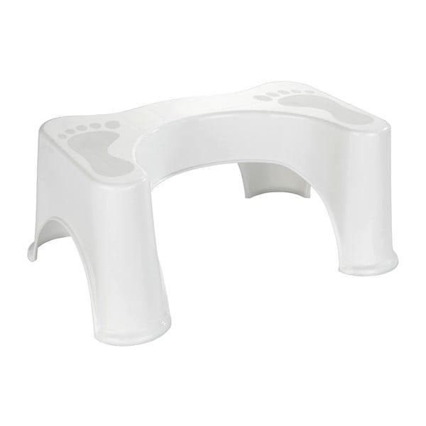 Záchodová stolička Wenko Secura, 20 x 48 cm