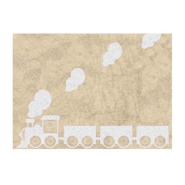 Koberec Tren Beige 160x120 cm