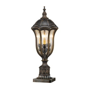 Lampadar Elstead Lighting Baton Rouge Tres Pedestal