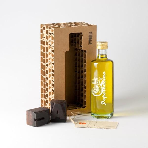 Extra panenský olivový olej Typuglia, chilli