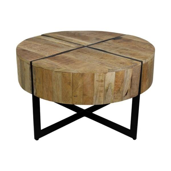 Konferenční stolek z mangového dřeva HSM collection Jackson
